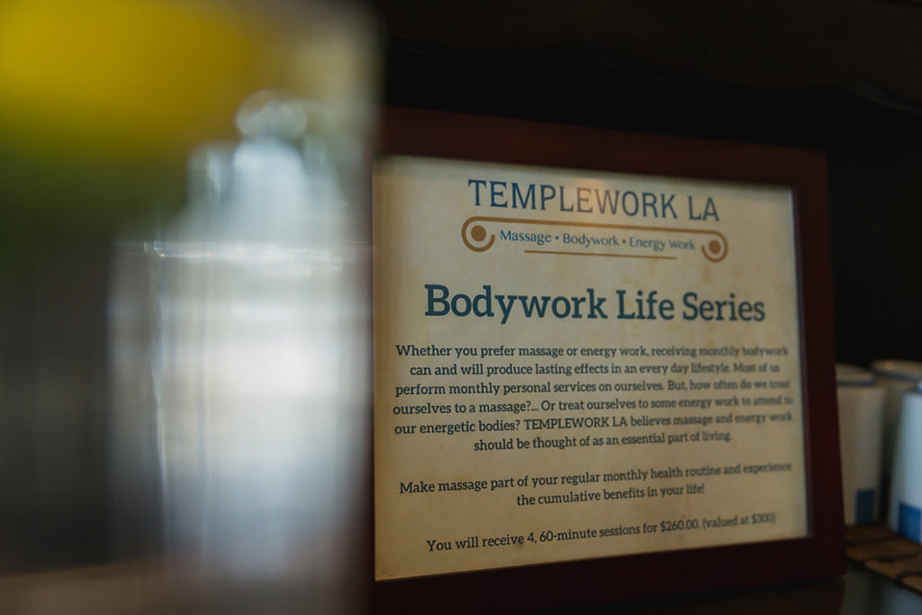 Bodywork Life Series