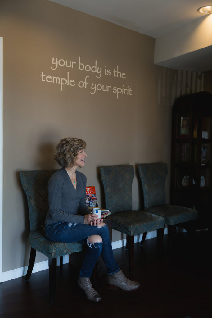 Owner & Therapist, Anna Marie Wood