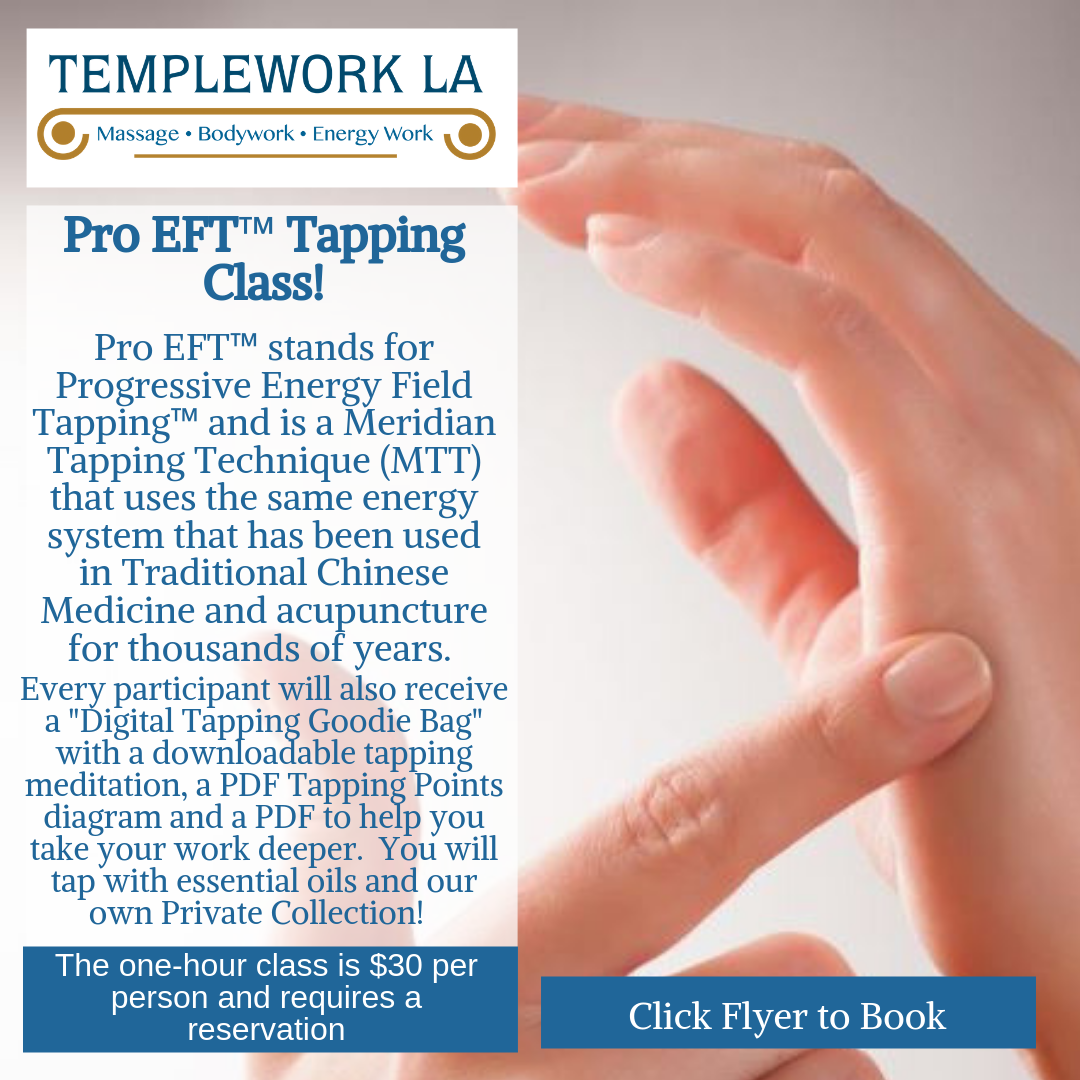 Pro EFT Tapping Class